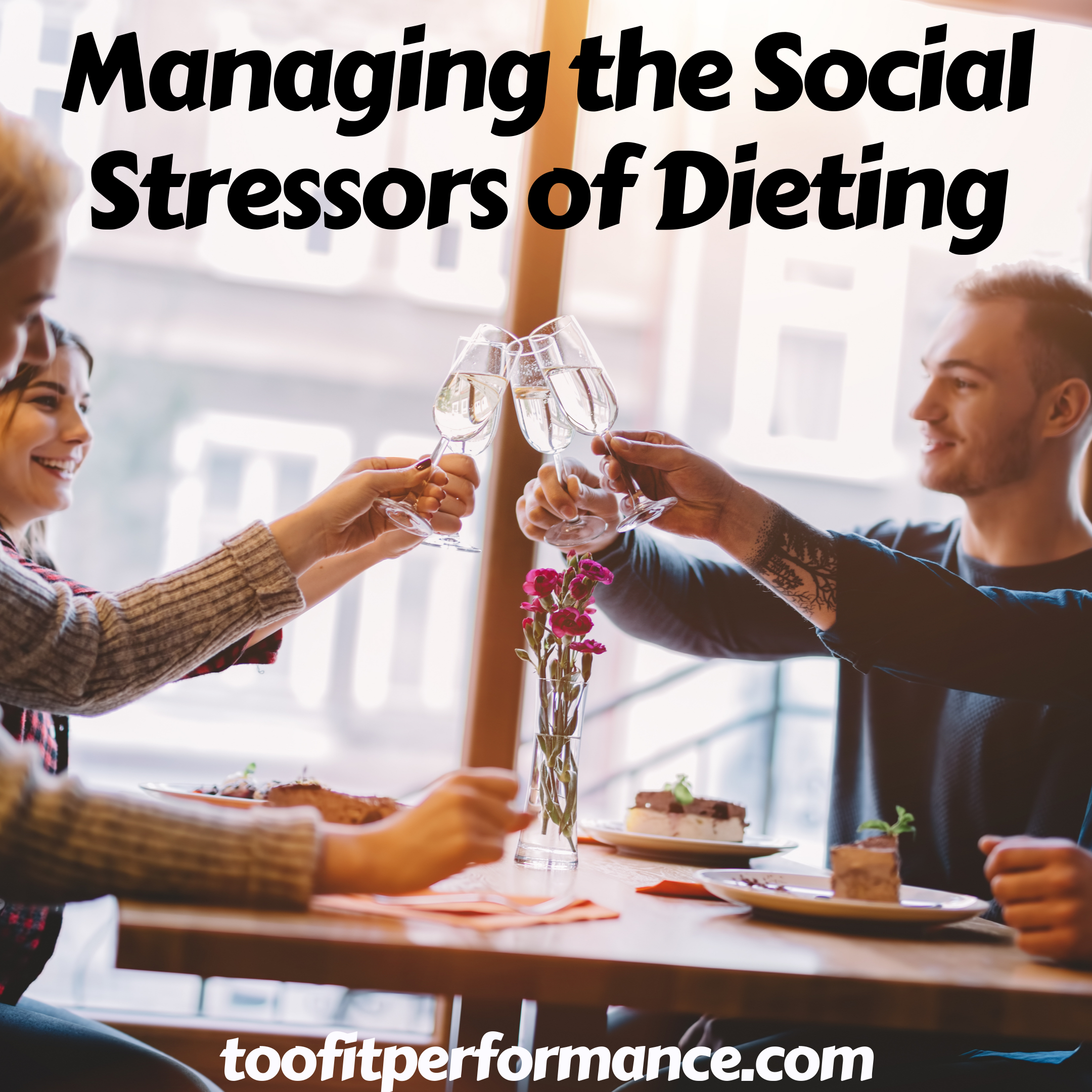 Managing the Social Stressors of Dieting