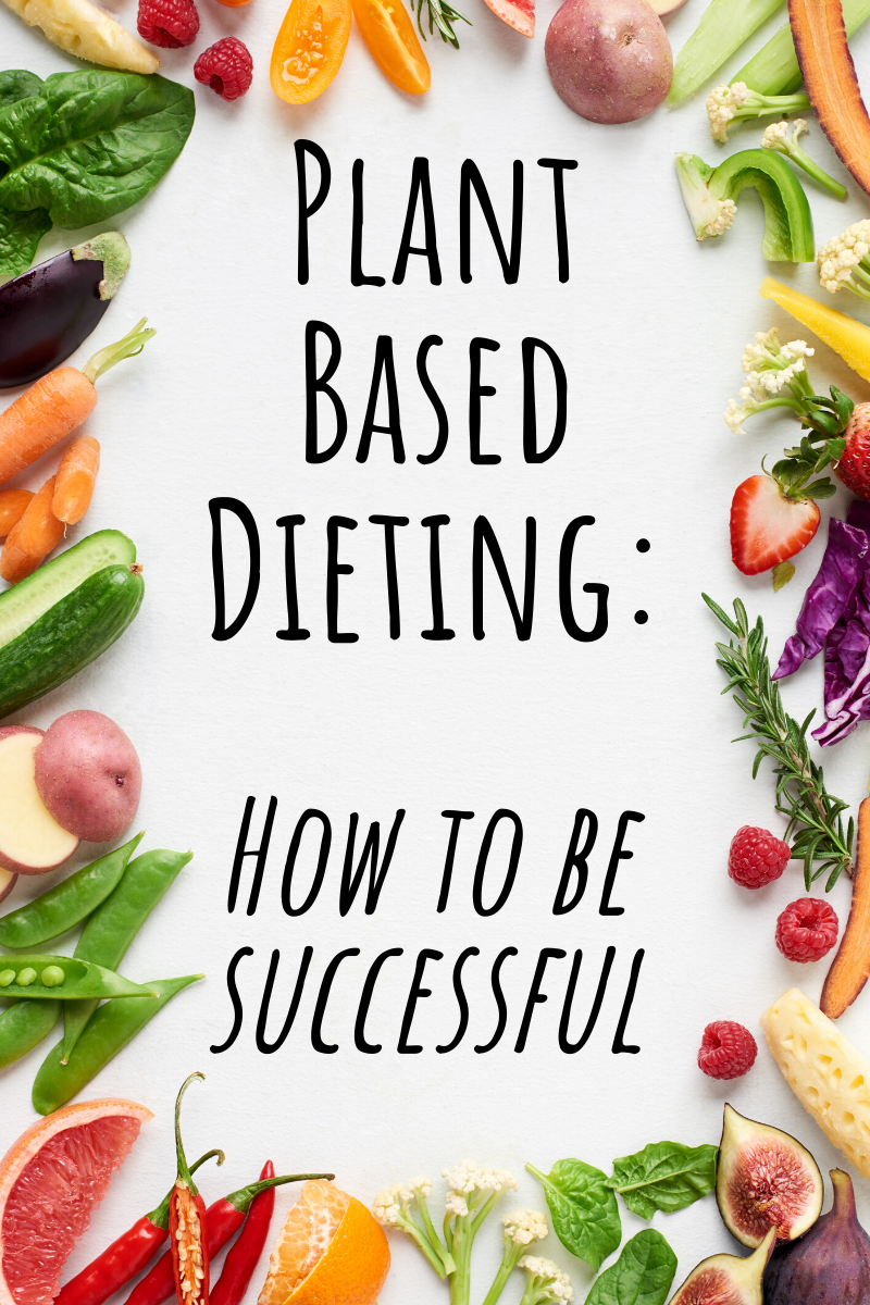 Plant Based Dieting: How to Be Successful