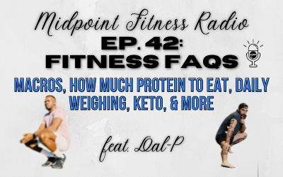 Ep. 42: Fitness FAQs