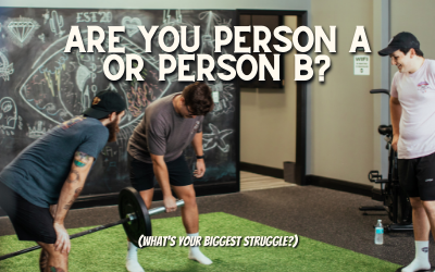 Are You Person A or Person B?
